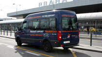 Prague Airport Shuttle-Bus Arrival Transfer to Prague City Center, Prague, Bus Services