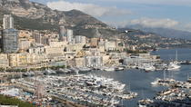 Private Departure Transfer: Monaco to Nice Airport, Monaco, Airport & Ground Transfers