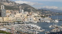 Private Departure Transfer: Monaco to Nice Airport, Monaco, Airport & Ground Transfers