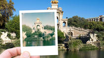 Barcelone Photo Tour Vintage avec un appareil photo Polaroid, Barcelone, Circuits photo