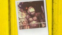 Polaroid Photo Tour in Vienna's Prater