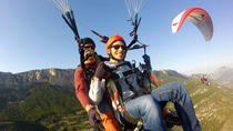 Catalonia Paragliding Flight from Ager, Catalonia, Sailing Trips
