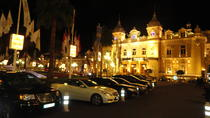 Monte Carlo by night, Nice, Night Tours