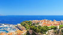 Private Tour of the French Riviera Including Eze, Monaco, Cannes and Saint-Paul-de-Vence from...