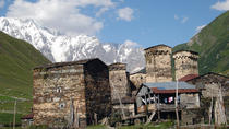 4-day Private Tour to Svaneti from Kutaisi, Georgia, Multi-day Tours