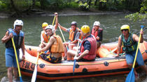 Full-Day Private Tour to Mtskheta and Ananuri Fortress with Rafting from Tbilisi, Tbilisi, Private...