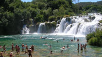 Day Tour to Krka National Park and Sibenik from Split Including Cruise and Swimming, Split