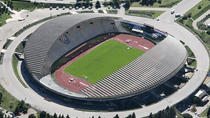 Hajduk Split Poljud Stadium Tour with Lunch and Wine or Beer Tasting, Split