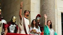 Roman Emperor Guard Shift Ceremony on Peristil Square with Coffee Included, Split, Family Friendly ...