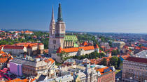 Zagreb Private Full Day Tour from Split, Split, Walking Tours