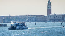 Venice Day Trip by High-Speed Catamaran from Pula