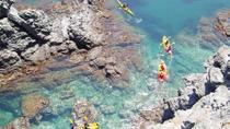 Family Kayaking in Llanca Costa Brava, Girona