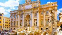 Rome Baroque Fountains and Squares - Half Day Tour Lunch Included, Rome, Cultural Tours