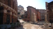 The Heart of Rome and its Treasures: Full-Day Tour with Lunch, Rome, Segway Tours