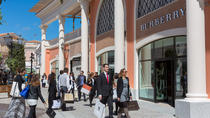 Tour in kleiner Gruppe: Outlet Shopping-Tagestour ins Castel Romano-Modeviertel, Rom