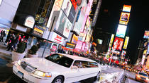 Private NYC Lights Tour by Limo or Party Bus, New York City, Day Cruises