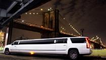 Private NYC Lights Tour by Limo or Party Bus, New York City, Custom Private Tours