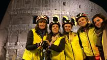 Rome by Night Bike Tour plus Aperitivo, Rome, Cultural Tours
