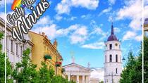 GAILY TOUR in VILNIUS - Gay Friendly Tour & Uzupis' Secrets, Vilnius, Cultural Tours