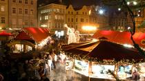 Prague Christmas Walking Tour Including Czech Specialties, Prag