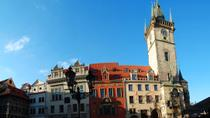 Private Prague Old Town, New Town And Jewish Quarter Walking Tour, Prague, null