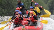 Rafting Day Trip on the Sjoa River, Central Norway, White Water Rafting & Float Trips