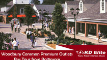 Woodbury Common Premium Outlets Bus Tour from Baltimore, Baltimore
