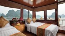 Golden Bay Party Cruise 3 days 2 nights , 2nd night in Cat Ba 2 star Hotel, Halong Bay, Day Cruises