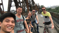 Red Riverside half day cycling, Hanoi, City Tours