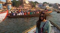 5-HOURS PRIVATE TOUR : MORNING BOAT RIDE WITH ANCIENT TEMPLE WALK, Varanasi, Private Sightseeing...