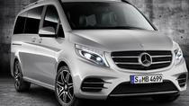 Paris Airport CDG Arrival Private Transfers to Paris City in Luxury Van, Paris, Bus & Minivan Tours