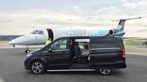 Paris Private Transfers from Airport CDG to Paris City in Minivan, Paris, Bus & Minivan Tours