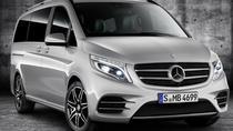 Paris Private Transfers from Parc Disneyland to Paris Airport CDG in Luxury Van, Paris, Bus &...