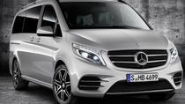 Paris Private Transfers from Paris Airport CDG to Paris City in Luxury Van, Paris, Bus & Minivan...