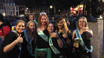 Amsterdam Red Light District: Guided Night Walk and Party, Amsterdam, Private Sightseeing Tours