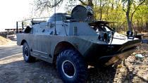 BRDM-2 driving, Kiev, 4WD, ATV & Off-Road Tours