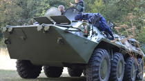 BTR-80 tank driving, Kiev, 4WD, ATV & Off-Road Tours