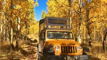 Fall Foliage Jeep Tour, Canon City