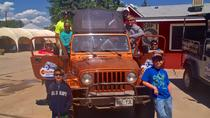 Royal Gorge Loop Half Day Jeep Tour, Cañon City