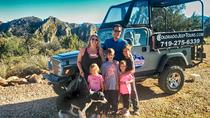 Royal Gorge Loop Half Day Jeep Tour, Cañon City, White Water Rafting