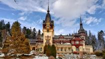 Peles and Bran Dracula's Castles and Brasov Town Private Day Tour from Bucharest, Bucharest,...