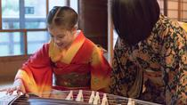 Learn to play a traditional harp, Kyoto, Craft Classes