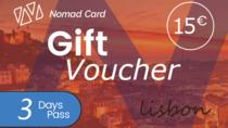 Nomad Card City - 3 Days Discount Card for Lisbon, Lisbon, Attraction Tickets