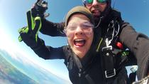 9000ft Skydive, Christchurch, Air Tours