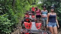 Roatan ATV Jungle Tour and Private Beach Break, Roatan, 4WD, ATV & Off-Road Tours