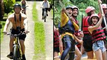 Full Day - Ubud Cycling & White Water Rafting with Complementary Lunch, Ubud, White Water Rafting