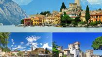 From Garda lake resorts:Guided lake tour, Lake Garda, Cultural Tours