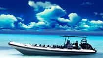 Westcoast Beach Hopping and Blue Room Adventure with Powerboat, Curacao, 4WD, ATV & Off-Road Tours