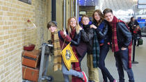 Nachmittag Harry Potter Magical London Rundgang mit Kings Cross Platform Besuch in London, London, ...