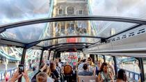 Luxury 6 Course Bus Dining Experience, London, Food Tours